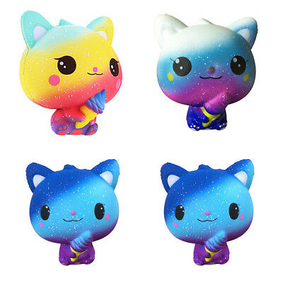 AU2.71 • Buy Jumbo Slow Rising Squishies Scented Squishy Squeeze Toys Reliever Stress Gifts