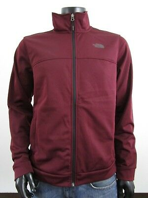 NWT UPDATED Mens TNF The North Face Cinder 100 FZ Tenacious Fleece Jacket  Red • 48.97 bf48f6ca4