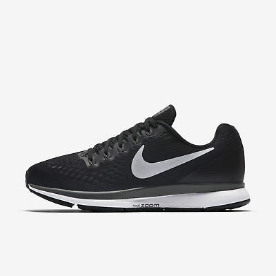 d2c46885b2f5 NIB - Nike Air Zoom Pegasus 34 Women s Black White Athletic Shoes PICK SIZE  • 69.95