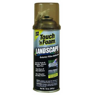£13.49 • Buy Touch N Foam Landscape 340g - Inc Nozzle Waterfall Filler And Adhesive