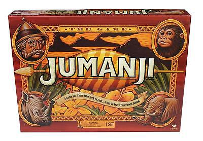 AU56.90 • Buy NEW Jumanji The Board Game    -     FREE EXPRESS SHIPPING