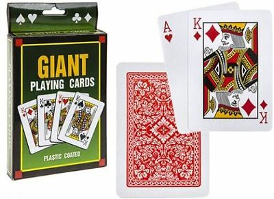 Jumbo 5   Pack Of Playing Cards • 2.99£