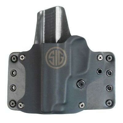 $32.95 • Buy Sig Sauer M11A1 Blackpoint Leather Wing Holster - LH - M11 A1