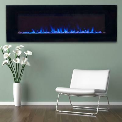 Excellent Linear Electric Fireplace Interior Design Ideas Clesiryabchikinfo
