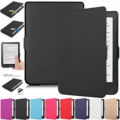 AU16.99 • Buy For Amazon Kindle Paperwhite 10th Generation 2018 Leather Case Smart Flip Cover