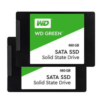 $ CDN143.94 • Buy 480GB SSD SATA 3 2.5 Internal Solid State Drive SATA III Desktop Notebooks Lot 2