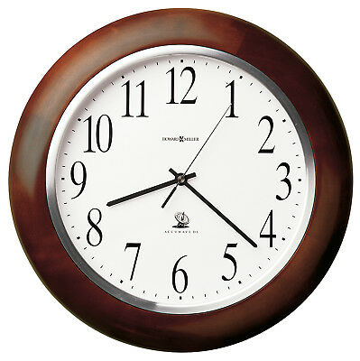 £99.13 • Buy 625-259 Murrow  A Radio Controlled Wall Clock By  Howard Miller   625259