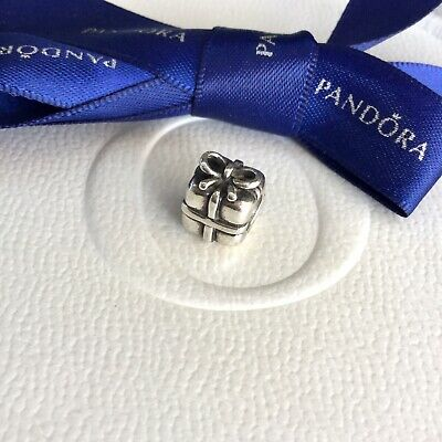 AU17 • Buy Authentic Genuine Pandora Sterling Silver Gift Present Charm #790300