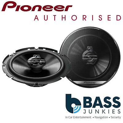 Pioneer 600W 17cm 3-Way Front & Rear Car Speaker Kit For Toyota Avensis 2005 On • 47.95£