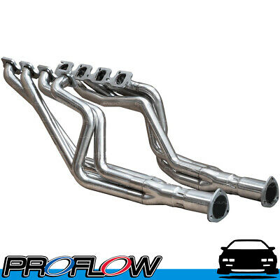 AU680.99 • Buy PROFLOW Ford XR-XF 4V Cleveland 302 351C 4-1 Stainless Steel Headers 2-1/4  Out