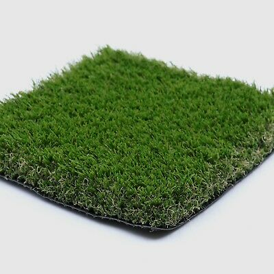 £0.99 • Buy Artificial Grass Coast 30mm, 3KG Weight, Quality Realistic Fake Lawn Astro Turf