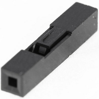 $4.99 • Buy [25x] Dupont  Wire Jumper Pin Header Connector Housing - 1x1 - Male / Female