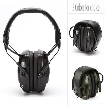 For Howard Leight Impact Electronic Shooting Earmuffs Ear Defenders Protection • 23.41£