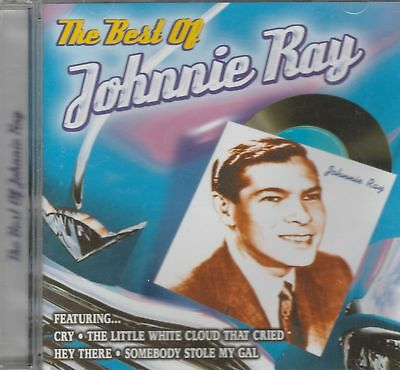Johnnie Ray - The Best Of Johnnie Ray CD • 4.99£