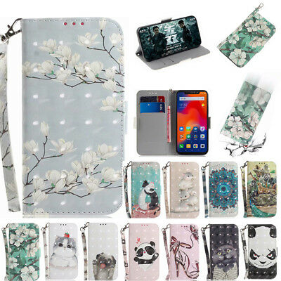 $4.82 • Buy For Xiaomi Redmi 7 8 9A Note 9 8T 7 Magnetic Flip Card Wallet Leather Case Cover