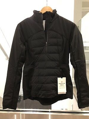 $ CDN175 • Buy Brand New Lululemon Down For It All Pullover Jacket, Size 6