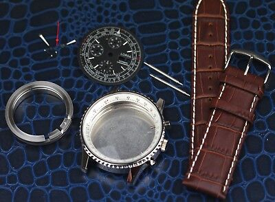 $249 • Buy Watch Kit For ETA Valjoux 7750 Movement - With All Parts - New - XXL Case