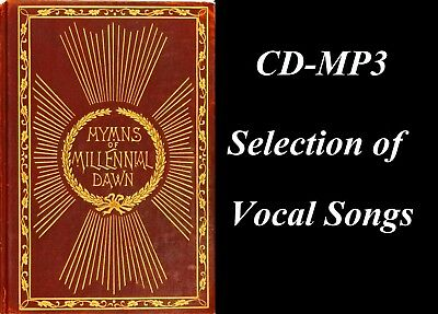 $23.51 • Buy 1905 Hymns Of The Millennial Dawn - CD MP3 Songs Vocal