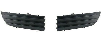 $19.40 • Buy NEW Lower Front Bumper Fog Light Lamp Hole Cover Grille Set For 2004-2005 Sienna