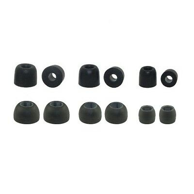 AU10.62 • Buy Replacement Ear Tips For Anker Soundbuds Curve & Soundbuds Rise Ear Tips 6 Pairs