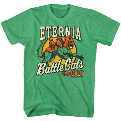 $19.50 • Buy Masters Of The Universe Eternia Battle Cats 1983 Men's T Shirt He-Man Cringer