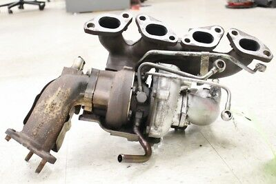 JDM Nissan Silvia S14 OEM T28 Turbo Charger With Manifold A/R60 M24 SR20DET • 799$