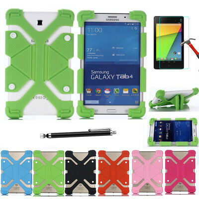 £7.39 • Buy Universal Gel Rubber Silicone Shockproof Cover Case For Google Nexus 7/ 9 Tablet