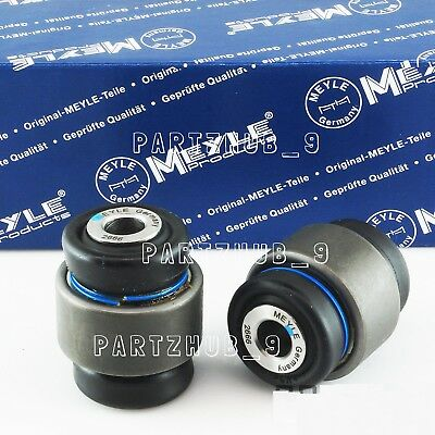 $56.96 • Buy Set Of 2 Meyle Brand Rear Control Arm Bushing/BallJoint For BMW E36 E46 Z4