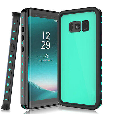 AU20.89 • Buy For Samsung Galaxy S10+ S9+ S8+ Plus Waterproof Case Cover With Screen Protector