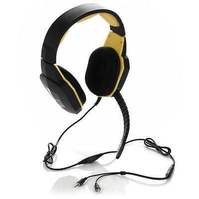 AU10.43 • Buy NEW 3.5mm Pro XBOX PC PS4 Gaming Headphone Over-ear Stereo Headset MIC Australia