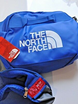 The North Face Base Camp Duffel Turkish Sea Blue Size Med • 102.28£