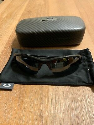 e122aeb8b5 Oakley Polarized Bottle Rocket Wrap Mens Sunglasses - OO916401 Pre-Owned •  110.00