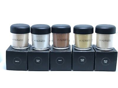 MAC Pigment. Loose Pigment. Cut Crease. Eyeshadow SALE. Genuine, New. Highlight • 10£