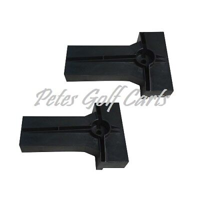 AU38.64 • Buy Club Car Precedent Golf Cart Battery Hold Down Plates 2008.5 And Up 8v Batteries