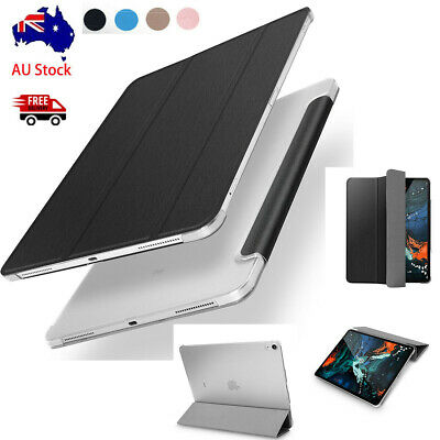 AU11.99 • Buy IPad Pro 12.9  11'' 10.2'' 10.5'' Smart Auto Wake/Sleep Stand Leather Case Cover