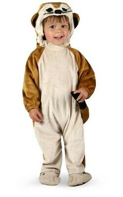 Infant Toddler Animal Lil Meerkat Jumpsuit Fancy Dress Halloween Costume • 20.64£