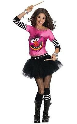 Licensed Animal The Muppets Adult Womens Fancy Dress Halloween Tutu Costume • 31.42£