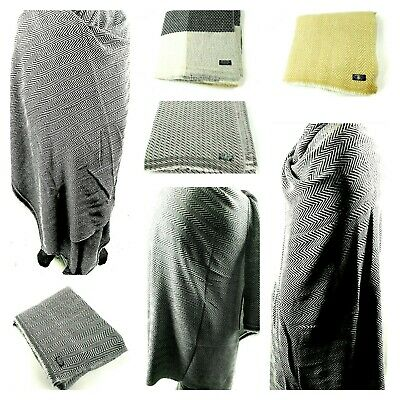 Pure 100% Cashmere Blankets Throws,  Nepalese Handmade Throws/wraps • 60£