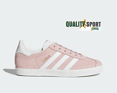 size 40 9f77f 042b8 Adidas Gazelle Rosa Scarpe Donna Shoes Sportive Sneakers BY9544 2019 •  59.99€