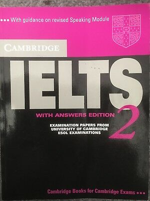 £12.99 • Buy Cambridge IELTS 2 With Answers
