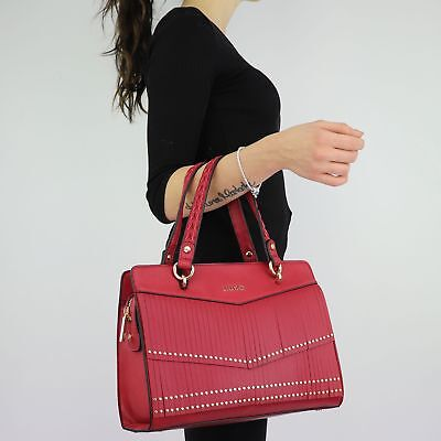 Jo Satchel In Liu E0031 Nera A Borsa Bauletto Brera More
