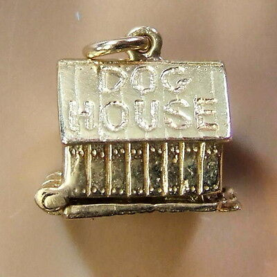 £194.95 • Buy 9 Ct Gold New Dog House Charm