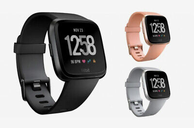 AU155 • Buy New Fitbit Versa Smart Watch - Large And Small