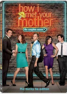 $5.85 • Buy How I Met Your Mother: Season 7 - The Ducky Tie Edition [DVD] *Used