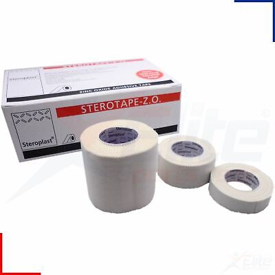 £6.95 • Buy Steroplast Zinc Oxide Tape Strapping Medical Clinical ZO Sport Injury Roll White