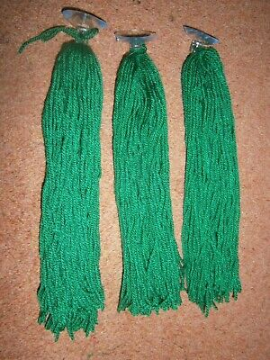 £7.99 • Buy Spawning Mops 12  Mop With Sucker X 3 For Egg Layers, Live Bearers, Killifish