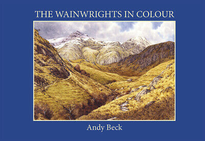 £160 • Buy The Wainwrights In Colour By Andy Beck -Special Collectors Edition Set