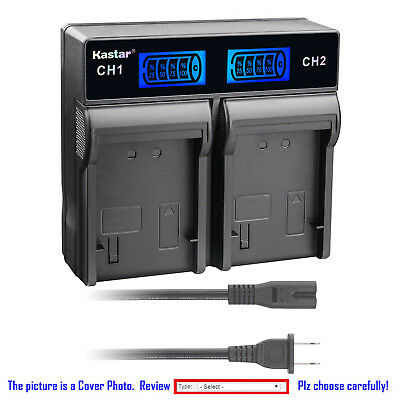 $ CDN50.34 • Buy Kastar Battery LCD Rapid Charger For Sony NP-FW50 BC-VW1 & ILCE-6500 Alpha A6500