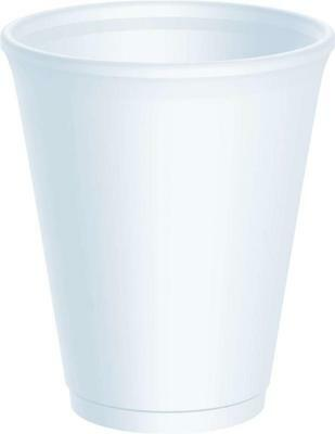 Lnsulated Foam Poly Cups Polystyrene 12oz X 1000 Catering Takeaway Supplies Cafe • 53.99£