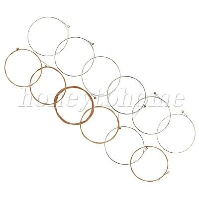 $ CDN10.83 • Buy 12-String Acoustic Guitar Strings Replacement Set For Acoustic Guitar